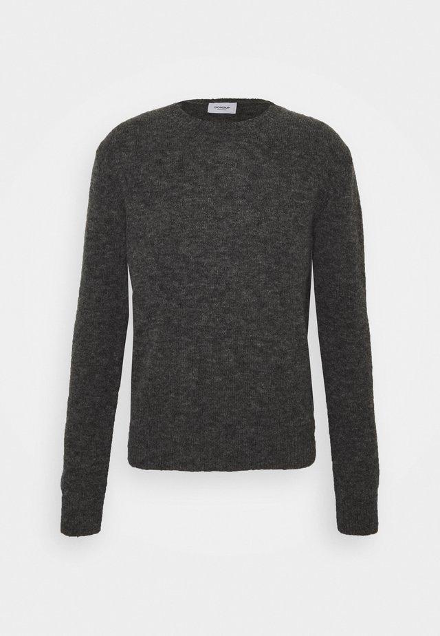 GIROCOLLO - Strickpullover - grey