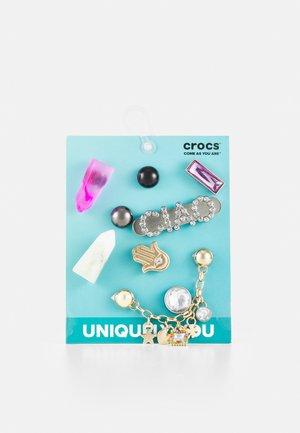 JIBBITZ CHARM CHAIN 10 PACK - Otros accesorios - multi coloured