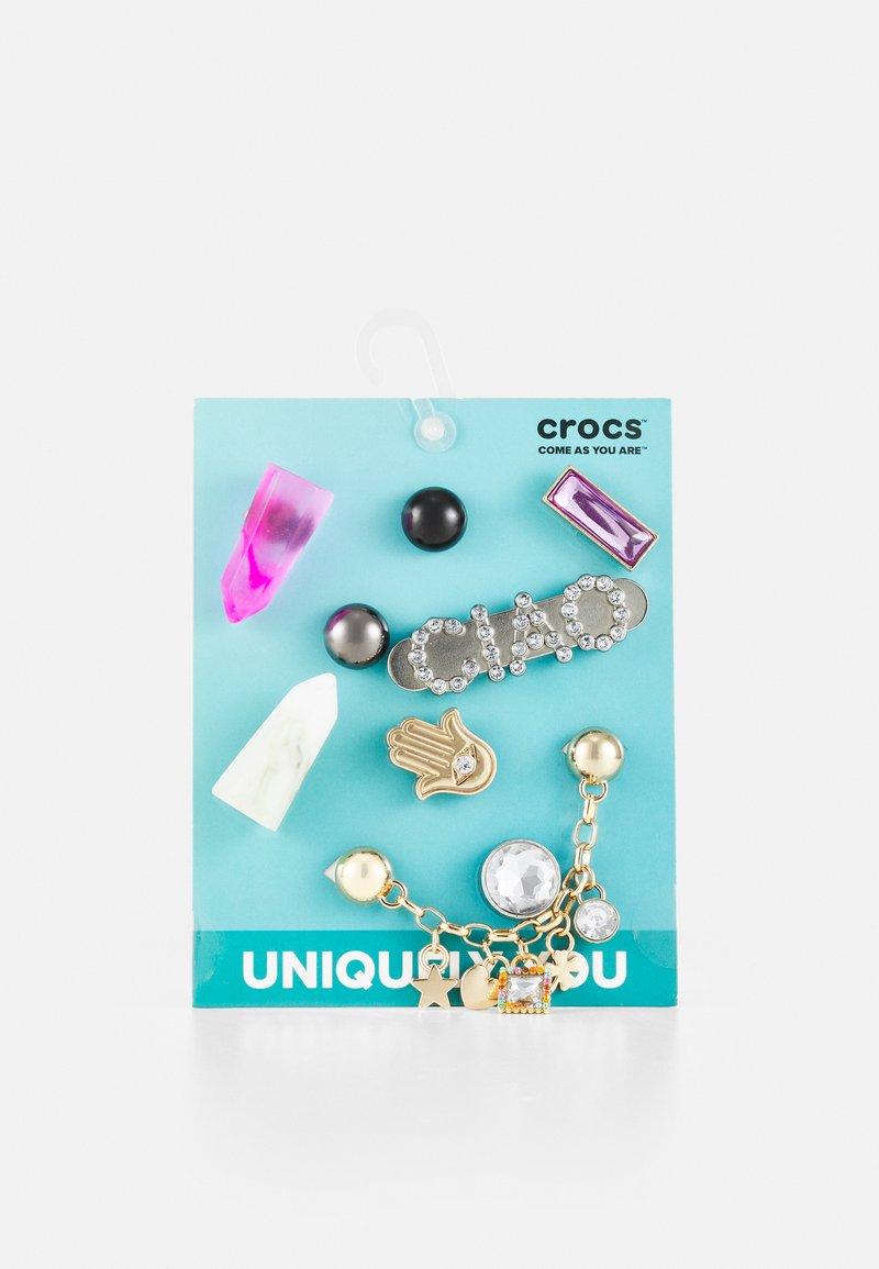 Crocs - JIBBITZ CHARM CHAIN 10 PACK - Inne akcesoria - multi coloured