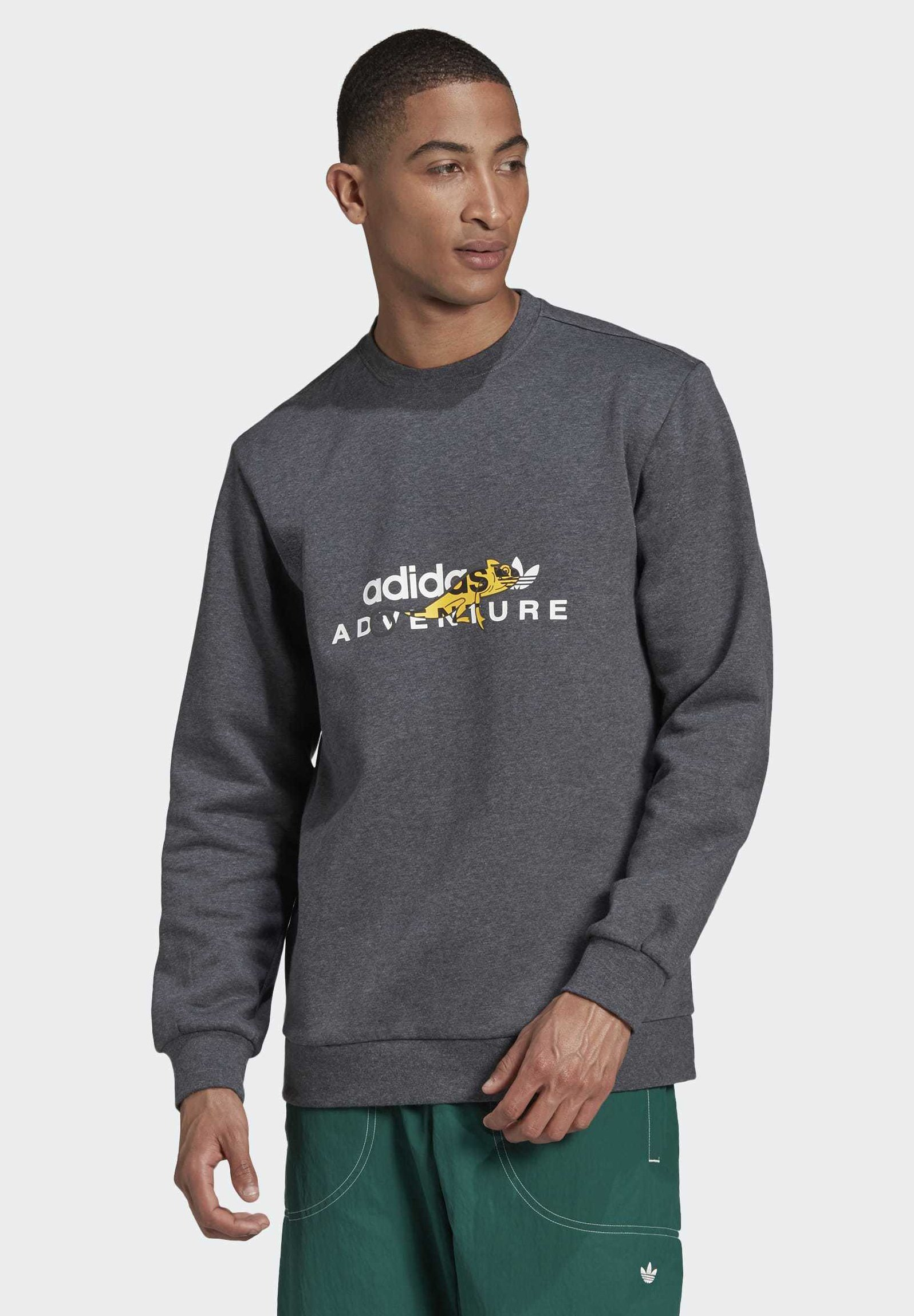 adidas Originals ADVENTURE CREWNECK SWEATSHIRT Sweatshirt