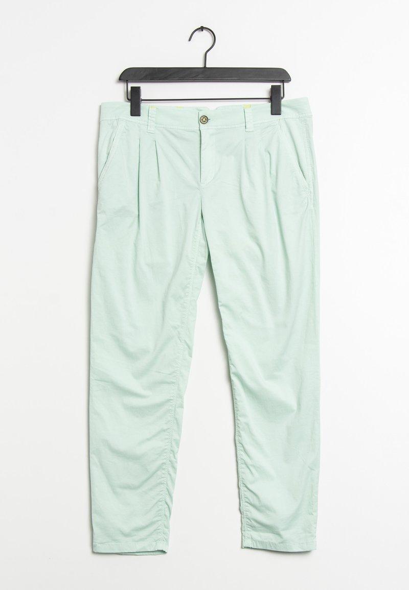Esprit - Chinos - green