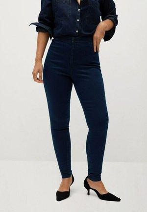 TANIA - Jeans Skinny Fit - dunkelblau