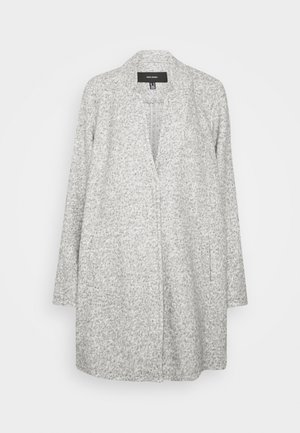 VM BRUSHED KATRINE - Short coat - light grey melange
