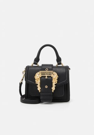 MINI TOP HANDLE - Handbag - nero