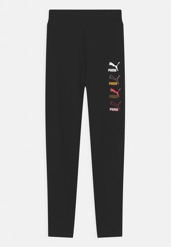 CLASSICS GRAPHICS - Leggings - black