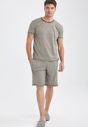SET - Pyjama - anthracite