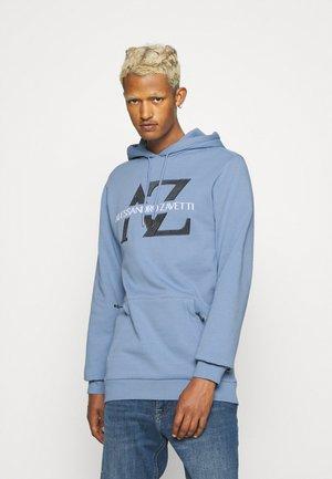 BENVIO HOOD - Sweatshirt - sky blue