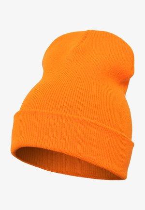 YUPOONG HEAVYWEIGHT  - Beanie - blaze orange