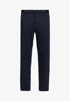 MET RUITDESSIN - Chinos - dark blue