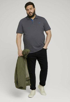 2ER PACK - Poloshirt - dark blue