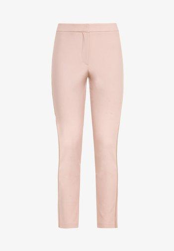 Trousers - zartrosa