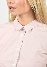 Desires - DREW - Shirt dress - light pink - 4