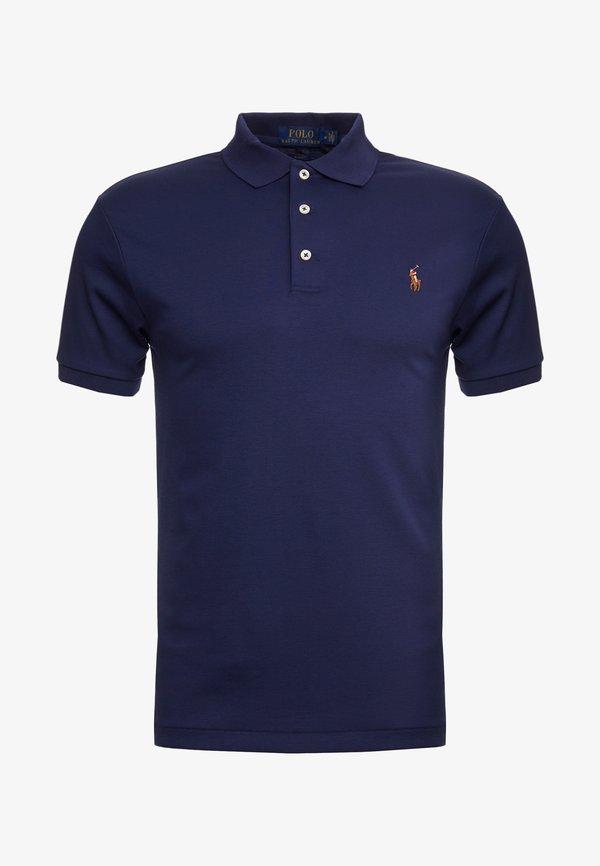 Polo Ralph Lauren Koszulka polo - french navy/granatowy Odzież Męska AZLC