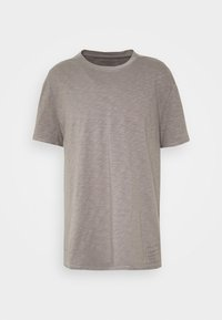 MATEO  CREW - Basic T-shirt - flint grey