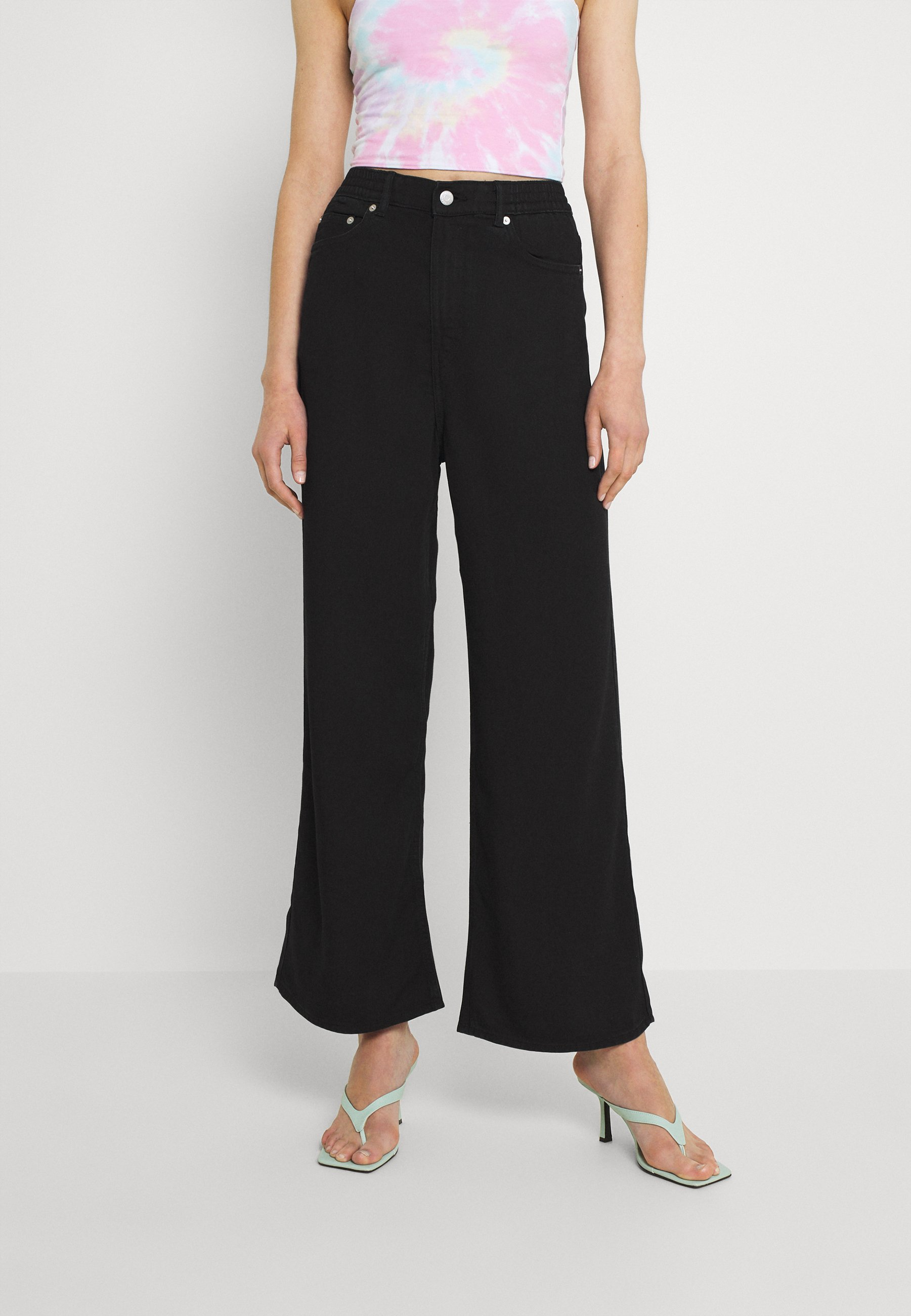 Women LINEAR  - Flared Jeans