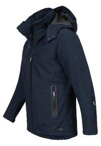 Alessandro Salvarini - Soft shell jacket - navy - 2