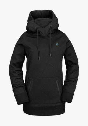 SPRING SHRED - Sweatshirt - black