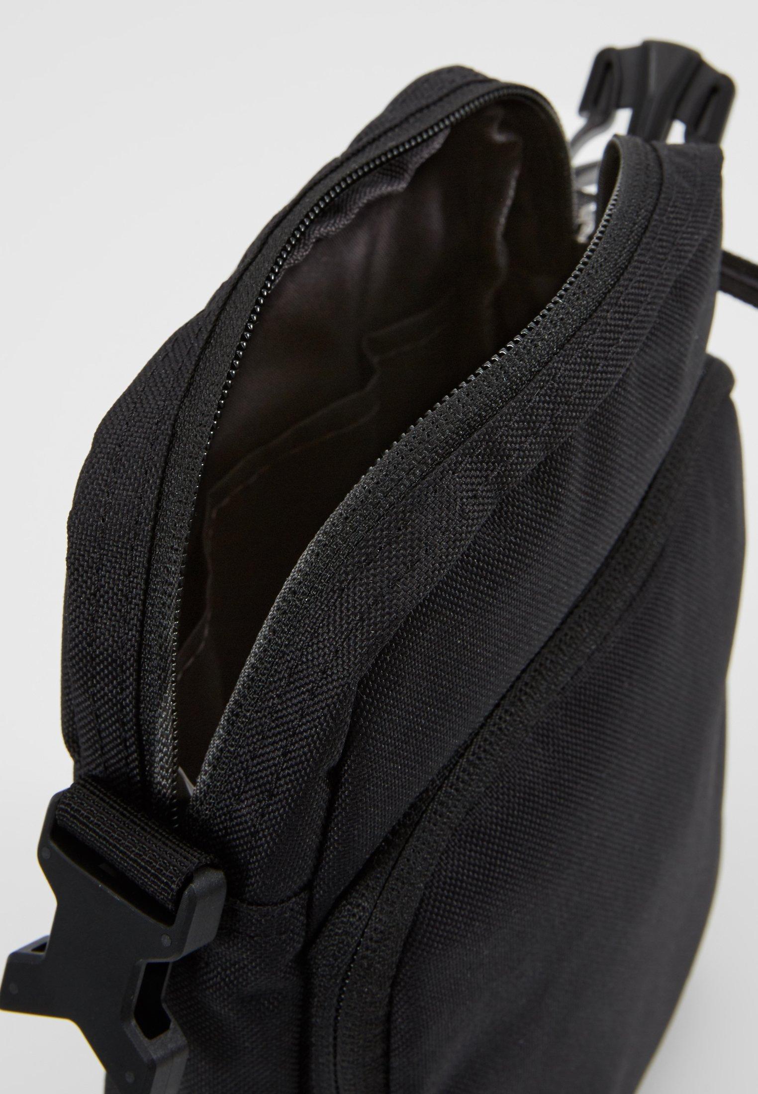 Nike Sportswear Heritage Smit - Torba Na Ramię Black