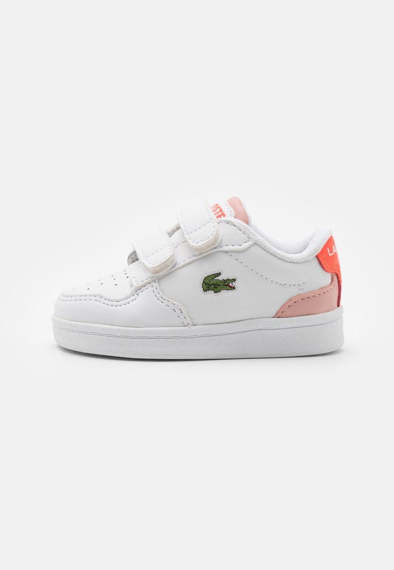 Lacoste - MASTERS CUP UNISEX - Trainers - white/light pink
