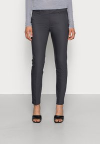 Mos Mosh - ABBEY PANT  - Kalhoty - antracite - 0