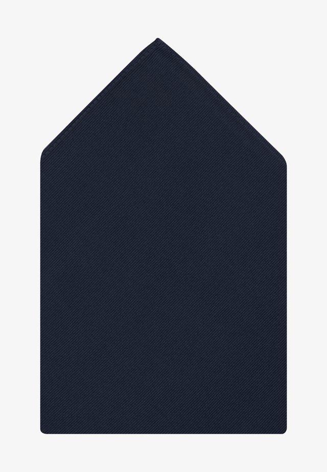BLACK ROSE - Pochet - mittelblau