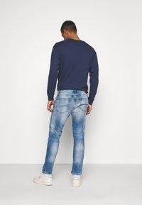 Tommy Jeans - AUSTIN SLIM - Slim fit jeans - wilson light blue stretch - 2