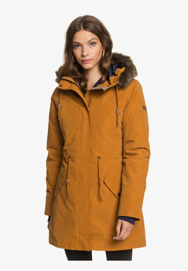 AMY 2-IN-1 - Parka - cathay spice