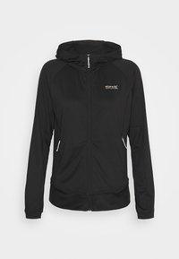 Regatta - CUBA - Zip-up sweatshirt - black - 0
