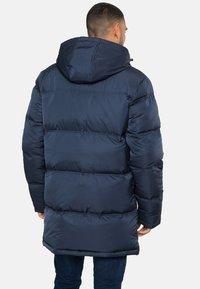 Threadbare - QUADRANT - Winter coat - blau - 2