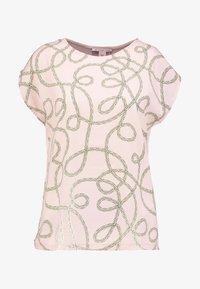 Anna Field - Print T-shirt - pale mauve - 4