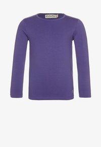 Minymo - Longsleeve - deep purple - 0