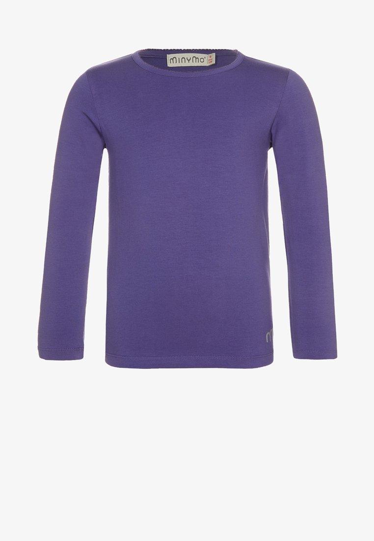 Minymo - Longsleeve - deep purple