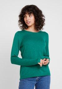 Esprit - Maglione - dark green - 0