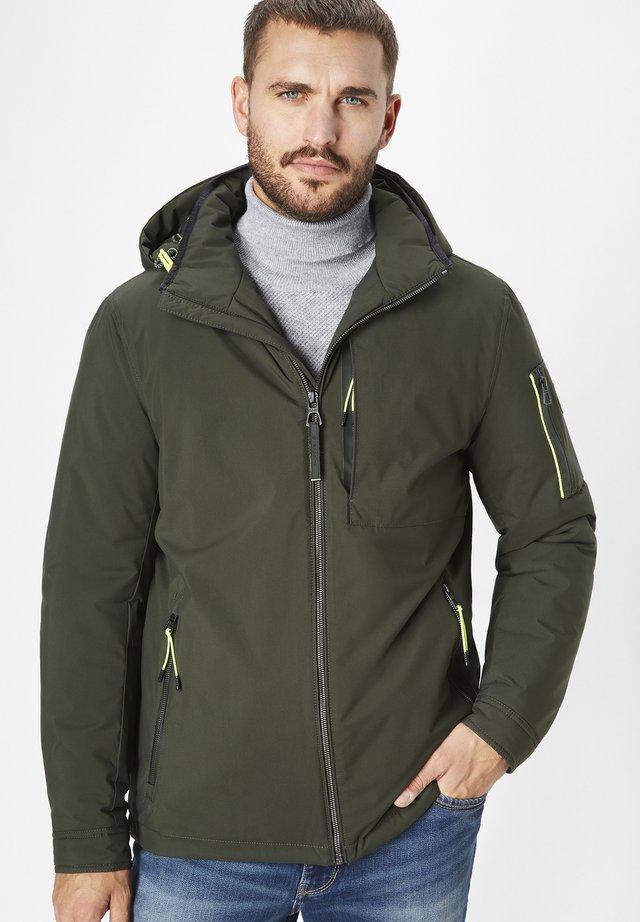 Light jacket - oliv