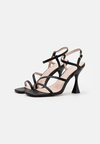 RAID - KLIN - High heeled sandals - black - 2