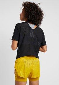 Nike Performance - AIR - T-Shirt basic - black - 2