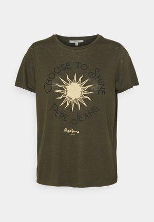 ASTRID - T-shirt con stampa - range