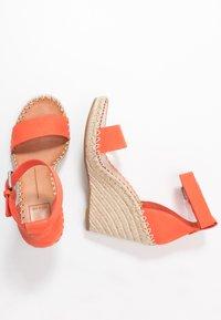 Dolce Vita - NOOR - Sandalen met hoge hak - red - 3