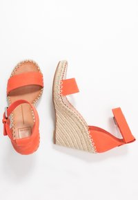 Dolce Vita - NOOR - High heeled sandals - red - 3