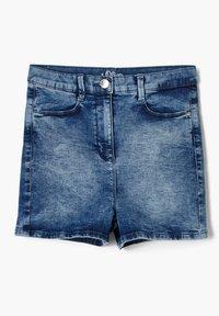 s.Oliver - Jeans Shorts - light blue - 2