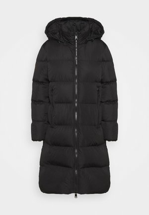 GIACCA PIUMINO LIGHT WEIGHT - Kabát zprachového peří - black