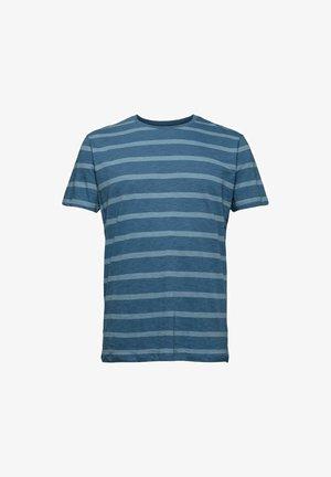 REGULAR FIT - Print T-shirt - light blue, blue