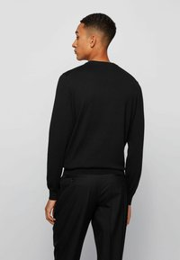 BOSS - PACAS - Jumper - black - 2