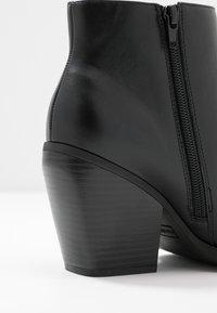 Madden Girl - KLICCK - High heeled ankle boots - black - 2