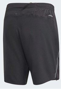 adidas Performance - Sports shorts - black - 9