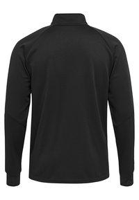 Hummel - HMLAUTHENTIC  - Training jacket - black/white - 1