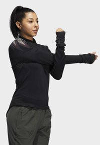 adidas Performance - COLD.RDY Prime Long-Sleeve Top Training Long-Sleeve T - Topper langermet - black - 3