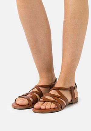 ESTER - Sandals - brown