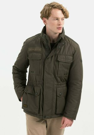 Outdoor jacket - beluga