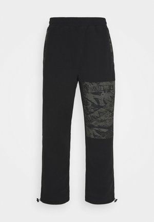 FLIGHT TIME PANT - Friluftsbyxor - blackout